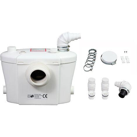 Assistenza Trituratori WC Firenze: riparazione, sostituzione e riparazione trituratori wc a Firenze